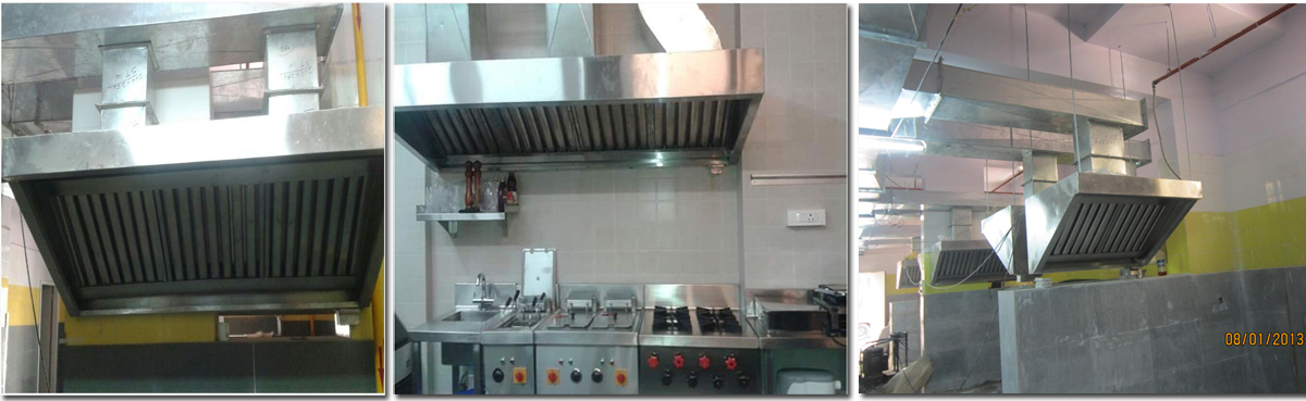 Star engineering works for Best kitchen exhaust system