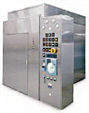 Hphv Steam Sterilizer Bung Processor Dry Heat