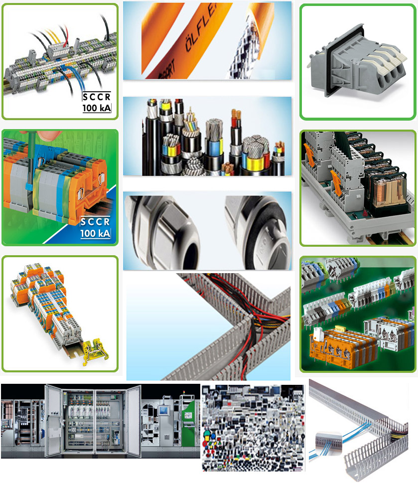 Industrial Automation Systems Control Panel Manufacturers