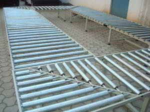 Belt Conveyors, Roller Conveyors, Chain Conveyors, Slat Chain