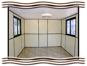 Standard Containers Portable Security Cabins Toll