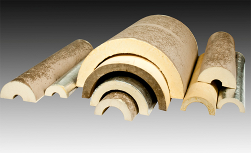 Puf Sheets Puf Pipe Sections Puf Pipe Supports Puf Pipe
