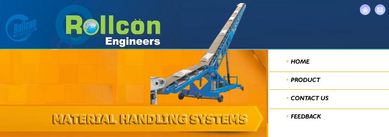 Material Handling Systems Roller Conveyors Roller