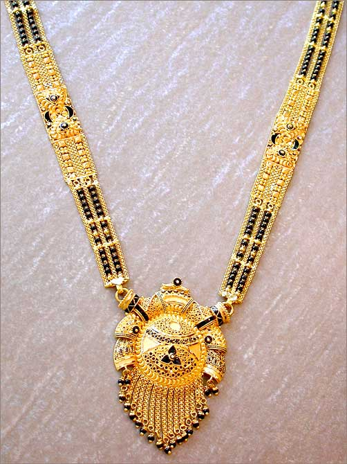 Design Patterns Of Mangalsutra