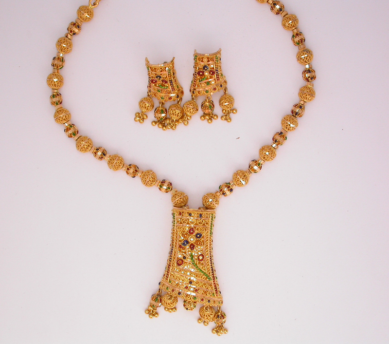 Gold Necklaces, Gold Jewellery, Gold Chain Necklace, Gold ...