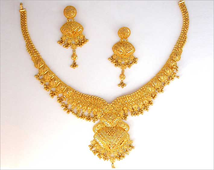 Diamond Necklace With Price In India