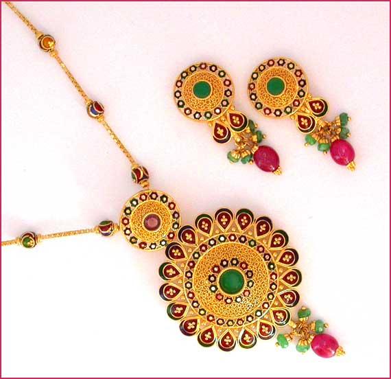 Pendant sets gold pendant sets mangalsutra pendants gold pendant price rs mozeypictures Choice Image