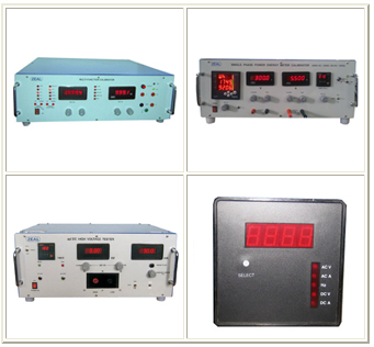 Multi Function Calibrator Calibrators Test Instruments